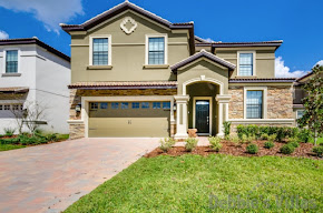 Orlando villa, close to Disney, gated resort with facilities, pool and spa, home cinema, games room