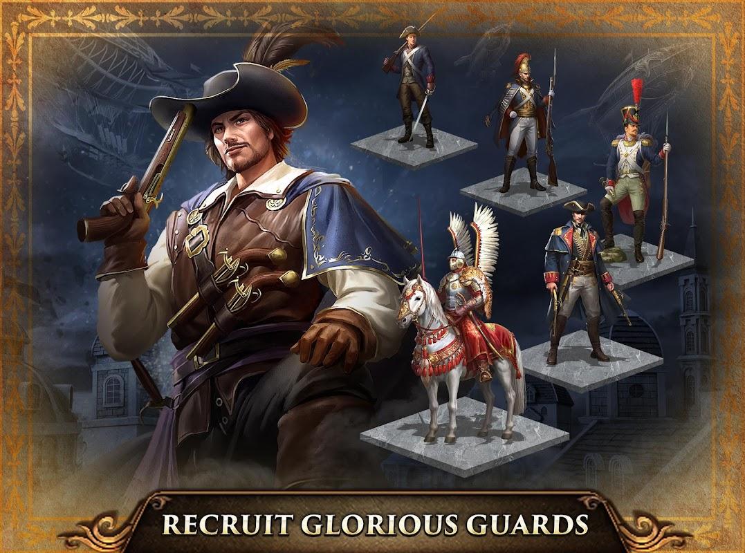 Guns of Glory screenshots