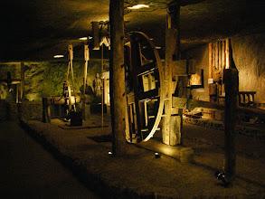 Photo: w kopalni