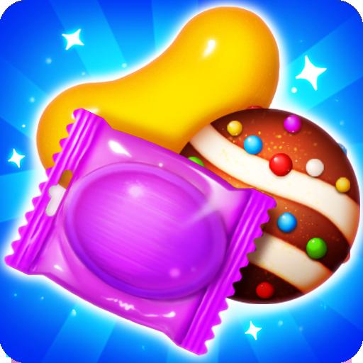 Candy Tasty - Sweety Blast Match 3 Game