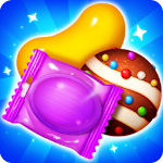 Candy Tasty - Sweety Blast Match 3 Game Icon