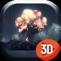 Explosión nuclear Live papel icon