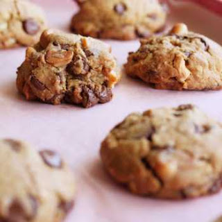Nutty Chocolate Chip Cookies.