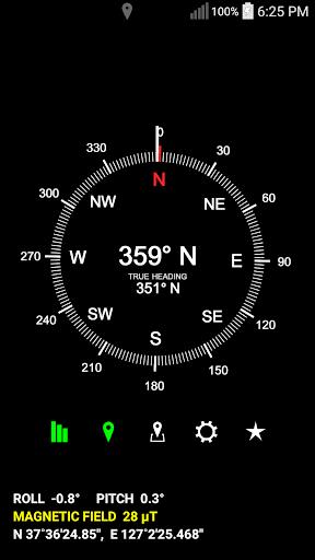 LED Compass 1.9.9 screenshots 2