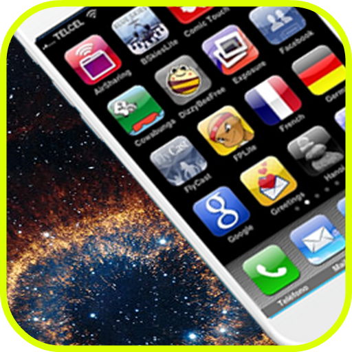 Launcher For iPhone iOS 10 Apps (apk) free download for Android/PC/Windows