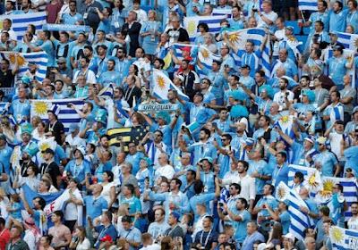 L'Uruguay dévoile sa liste pour la Copa America