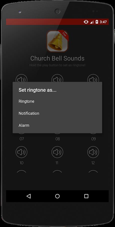 Church Bell Sounds Screenshot