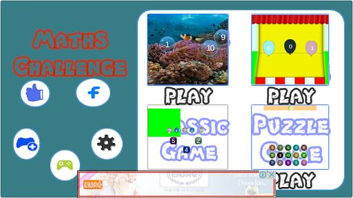 Math Challenge 2 screenshot 10