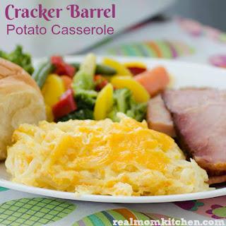 Cracker Barrel Potato Casserole Recipe
