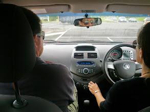 Photo: Core Team in a Small Car 1