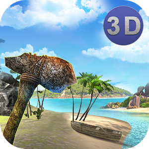 Stranded Island Survival 3D for PC and MAC