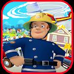 Super Fireman Hero Sam Rescue Game Icon