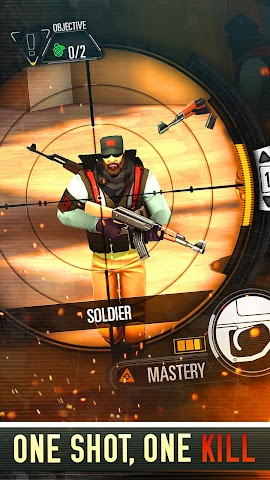 android SNIPER X WITH JASON STATHAM Screenshot 0
