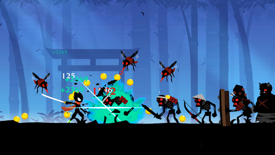 Stickman Revenge 4: Epic War Mod Apk (Unlimited Crystals and Stamina) 5