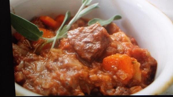 Gopher Stew Recipe