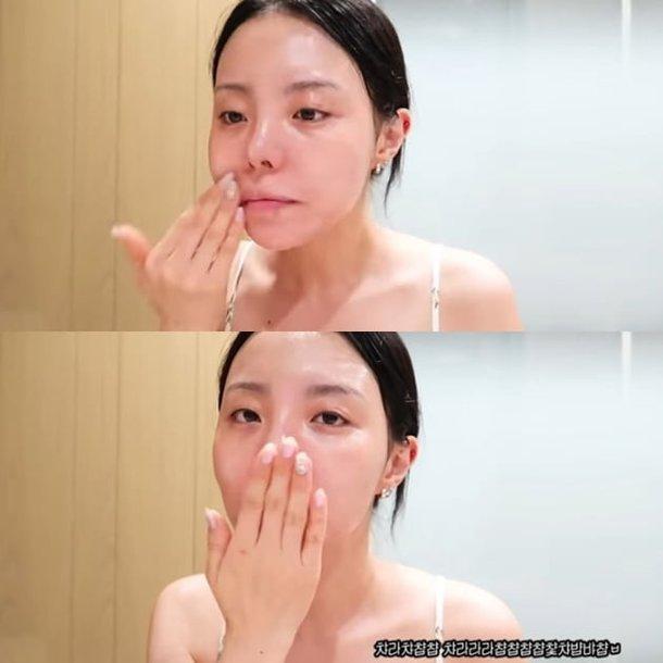 BTS J-Hope Sister Jung Jiwoo