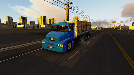 Heavy Truck Simulator Screenshot