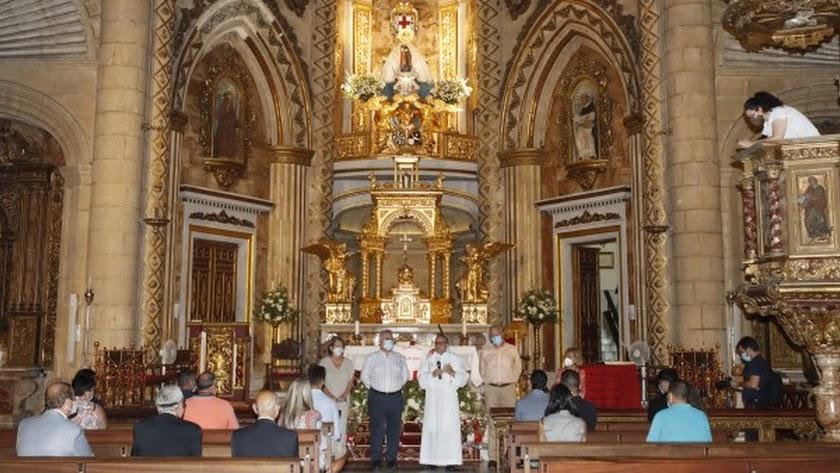 Un año más el Almería visitará a la Patrona de nuestra ciudad.