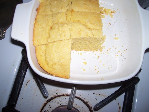 Corn Bread ( With  Master Mix) Recipe