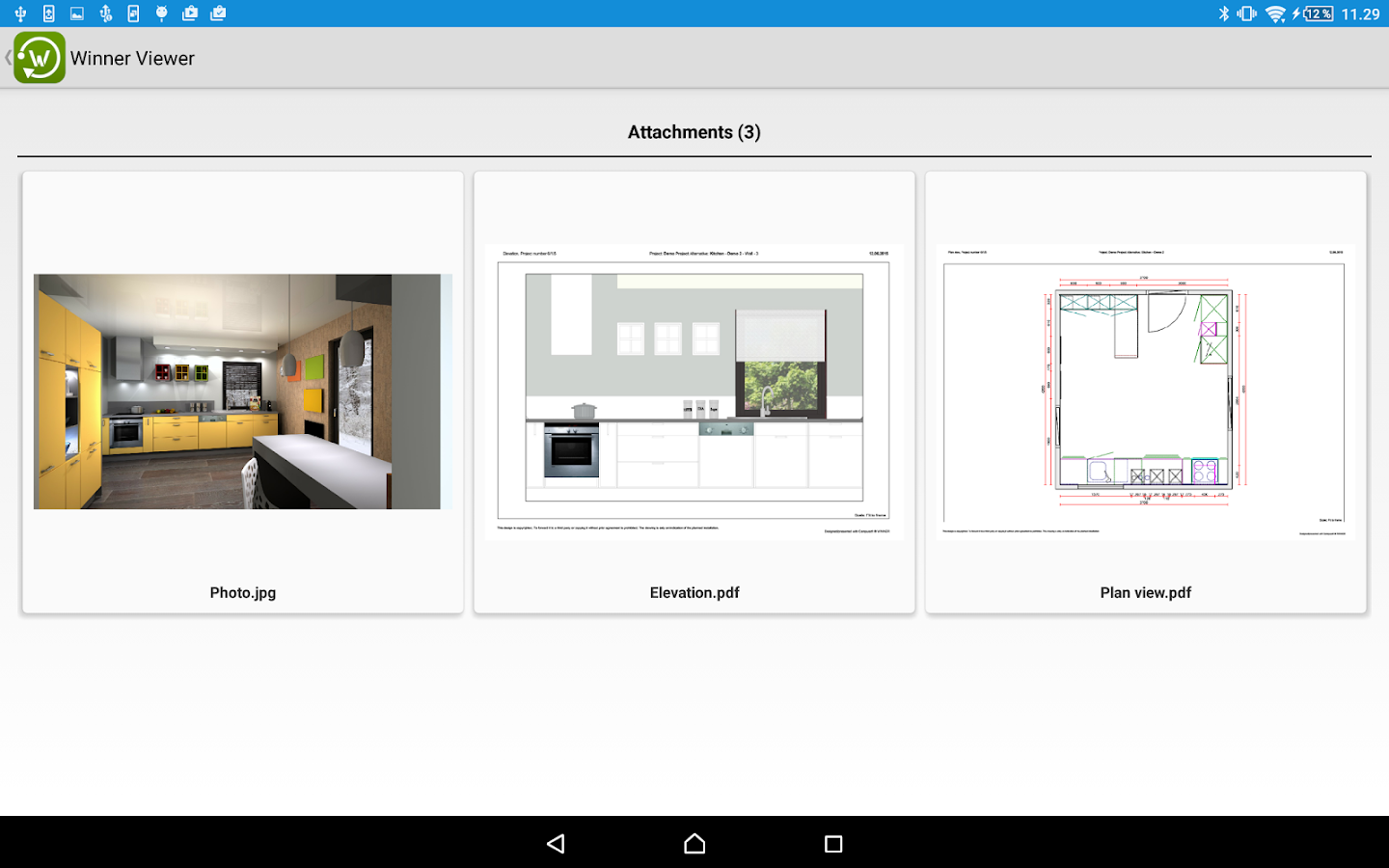 Winner viewer kitchen in 3d android apps on google play for Bathroom planner app android