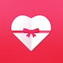 Show Some Love | Say It with A Gift icon