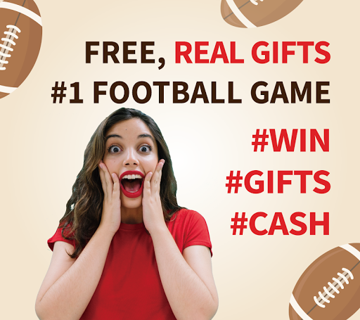 Gift Kick: Kick Football, Win Free Gifts 1.379 screenshots 1