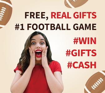 Gift Kick: Kick Football, Win Free Gifts 1.373