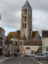 Photo: Eglise Notre Dame de Château-Landon