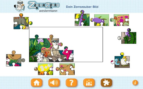 Zahlenzorro Plus und minus- screenshot thumbnail