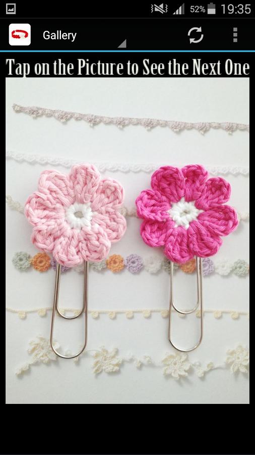flores a crochet - Aplicaciones de Android en Google Play