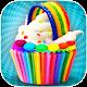 DIY Rainbow Cupcake Maker - Kids Cooking Game (game)