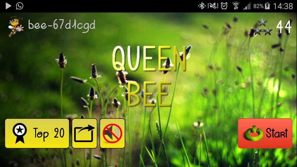 The Queen bee- screenshot