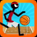 Stickman Slam Dunk All-Stars ! icon