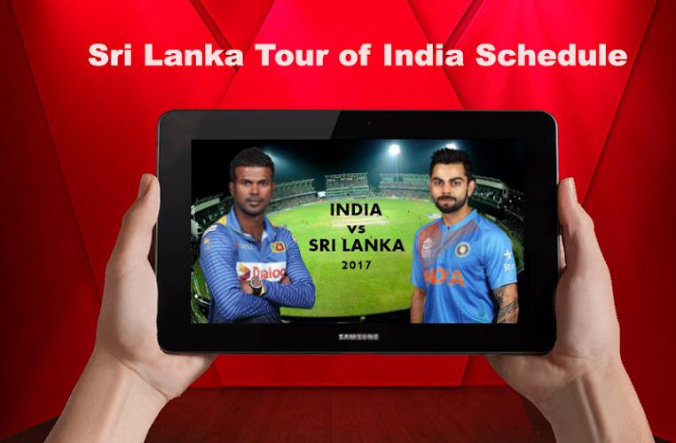 Live Cricket Match -Cricket TV, guide India vs SL