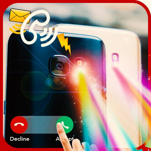 Color Flashlight Alert: Call!
