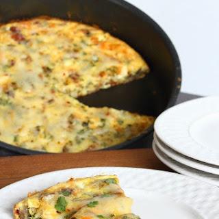 Tex-Mex Breakfast Egg Bake