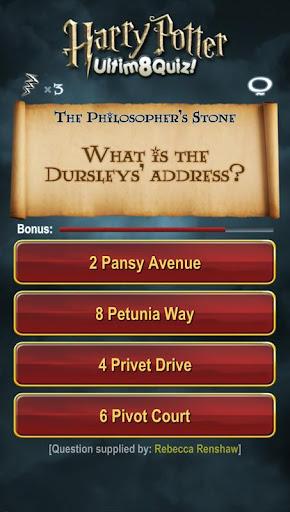 Ultim8Quiz: Harry Potter