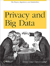 """Photo: See an interview with """"Privacy and Big Data"""" co-author Terence Craig: http://radar.oreilly.com/2011/11/privacy-big-data-transparency.html"""