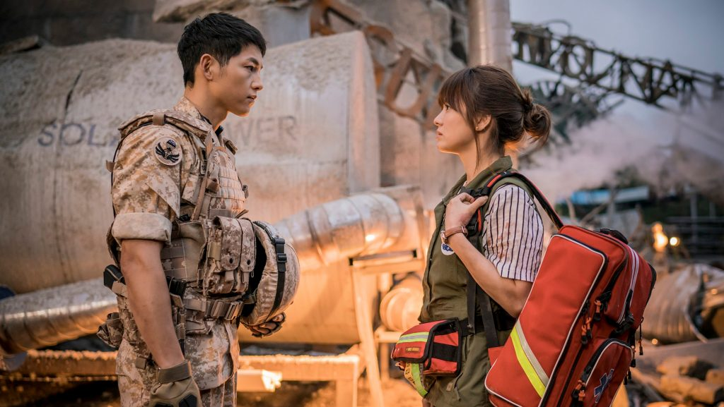 Romantic Korean Drama