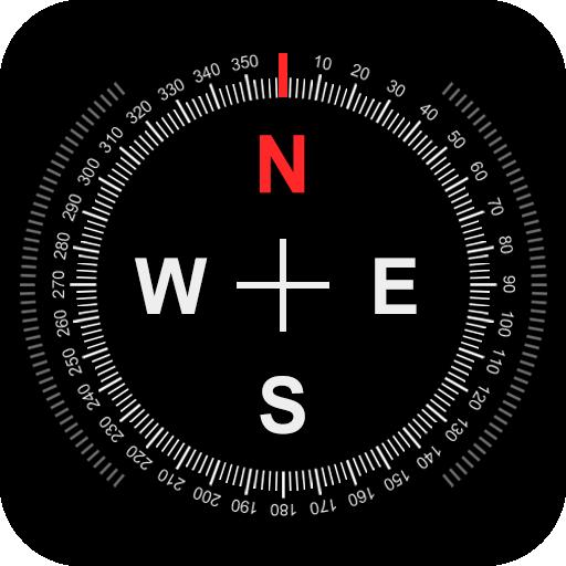 LED Compass Icon