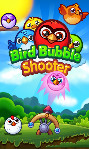 Bird Bubble Shooter
