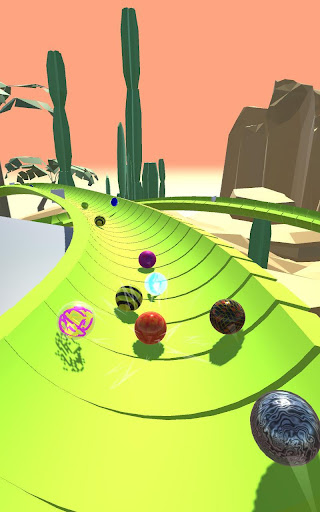 Marble Race! - screenshot