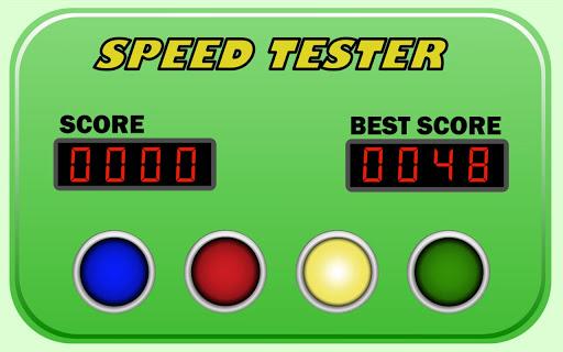 Speed Tester 1.14 screenshots 1
