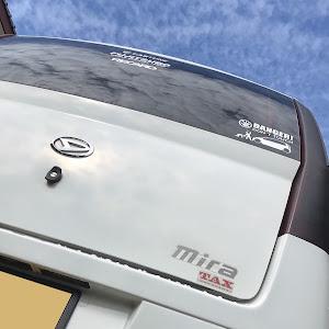 ミラ L250V バンのカスタム事例画像 Hiroさんの2020年10月17日11:55の投稿