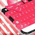 Pink Keyboard Candy GO