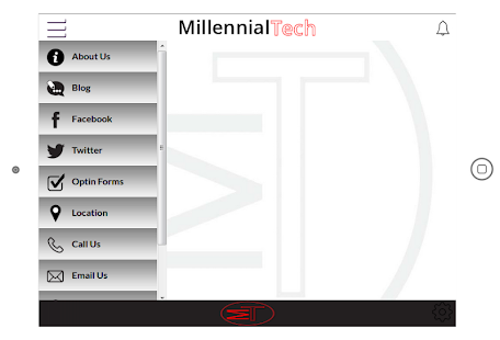 Millennial Tech Services- screenshot thumbnail
