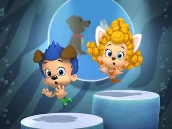 Season 1, Episode 3 Bubble Puppy!