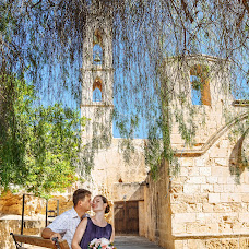 Wedding photographer Lyubov Gudman (photoincyprus). Photo of 18.08.2016