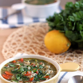 Chicken Cilantro Soup