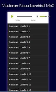 New Masteran Kicau Lovebird - náhled